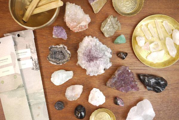 Gemstone display