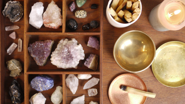 How to Create Your Own Sacred Space